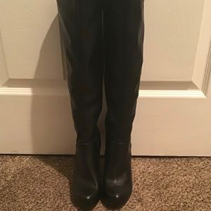 BCBGeneration Knee High Boots Size 6